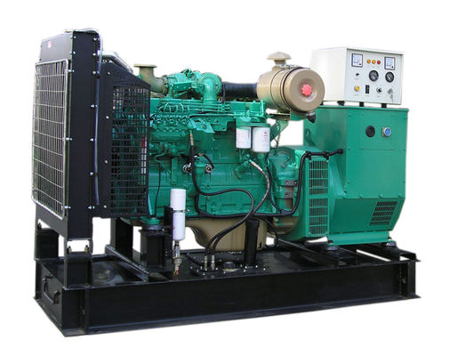 China Sicherheits-Cummins- Engineanhänger brachte Generator 80KW 100KVA mit Stamford-Generator UCI274C an distributeur